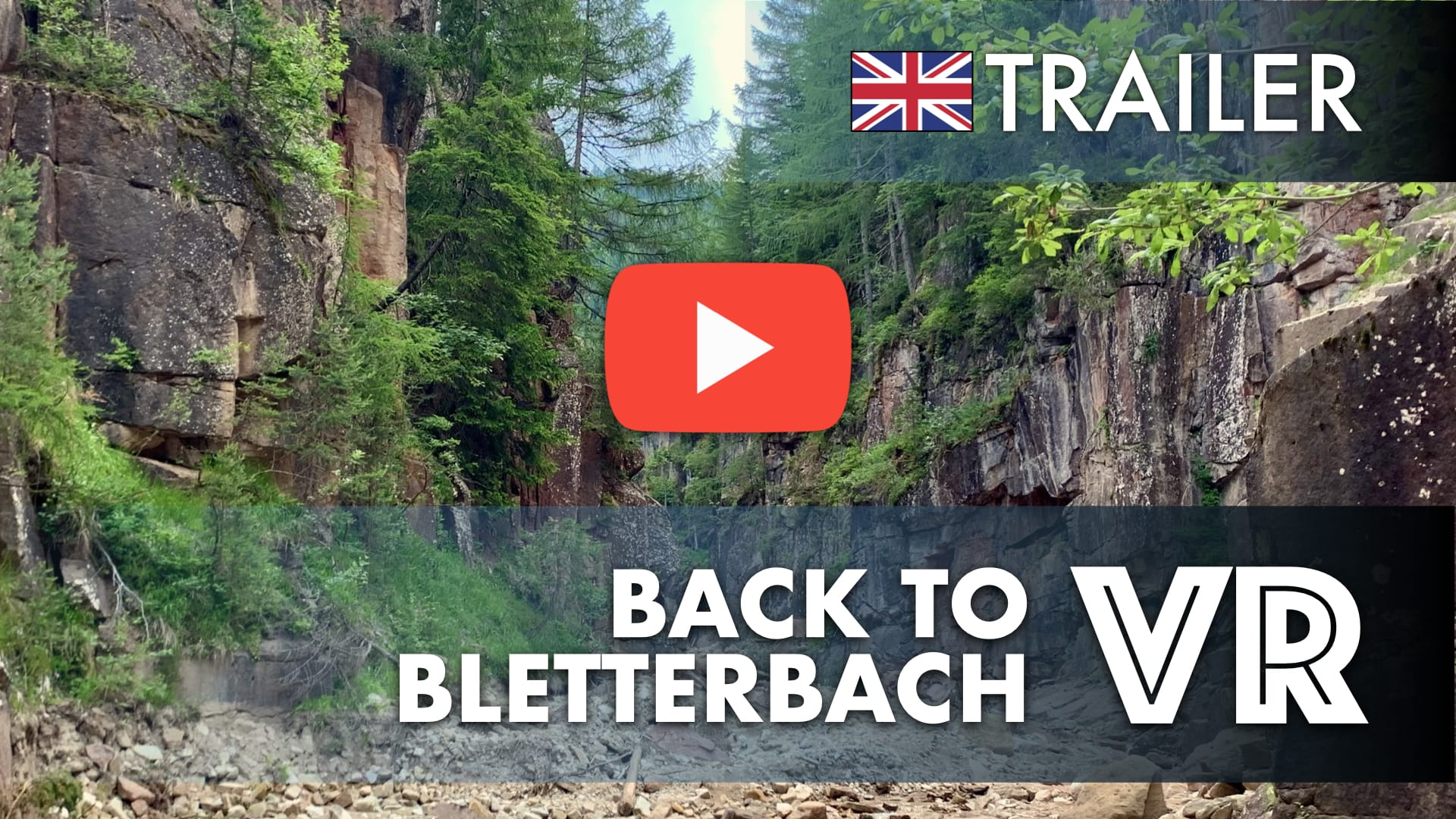 Back To Bletterbach In Vr (english Teaser)